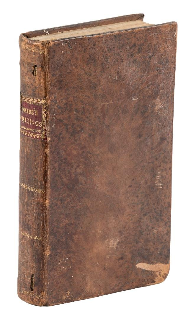 Writings of Thomas Paine Albany New York 1792
