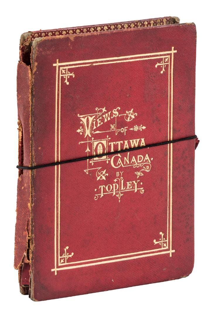 Photographs of Ottawa, Canada c.1880