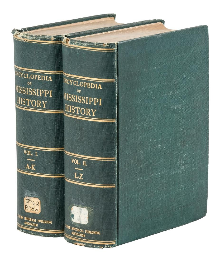 Encyclopedia of Mississippi History
