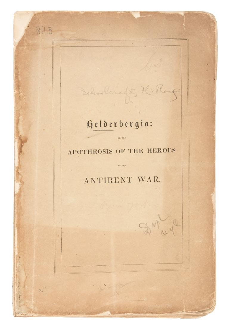Apotheosis of the Heroes of the Antirent War