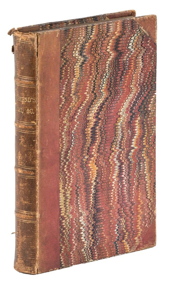 19th century text on hunting in the Western states