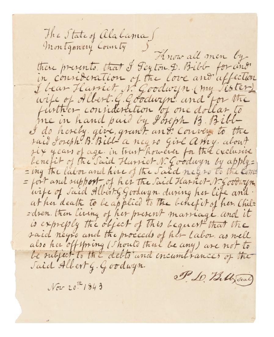 Archive of President John Tyler descendants