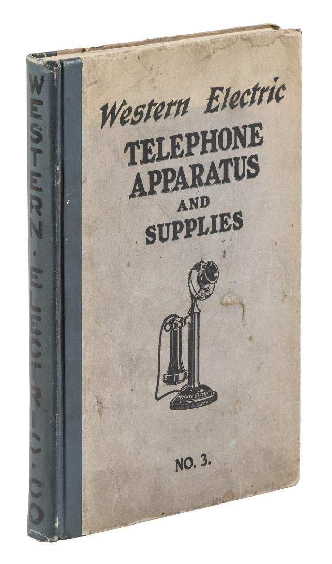 Western Electric Telephone trade catalog