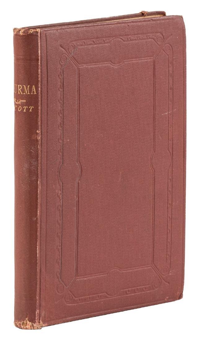 James Scott's Burma 1886