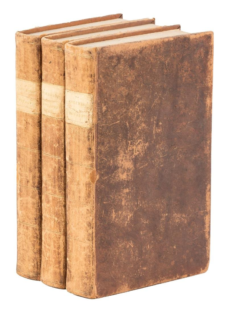 Irving's Life and Voyages of Christopher Columbus, 1st