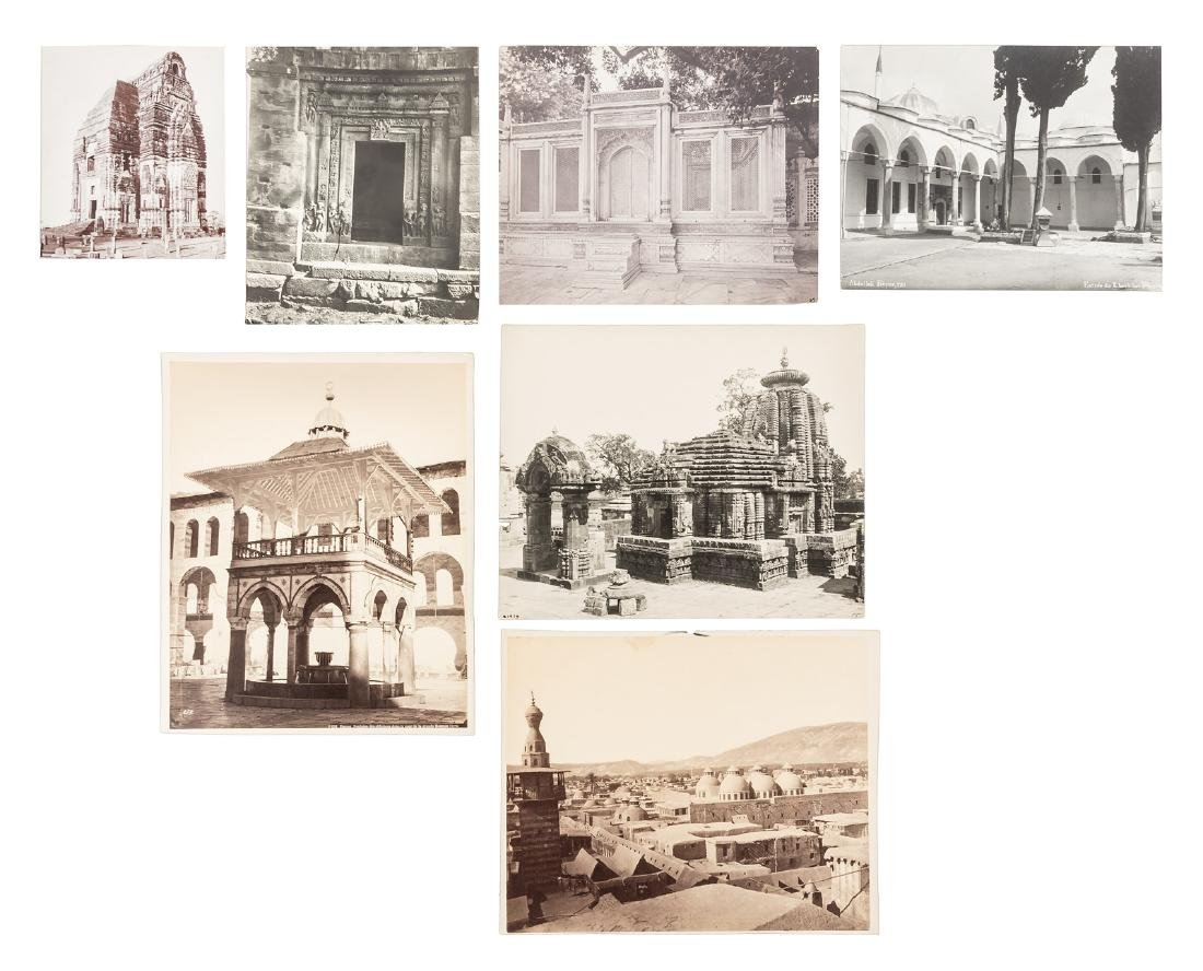 Photos of Middle East, India & France