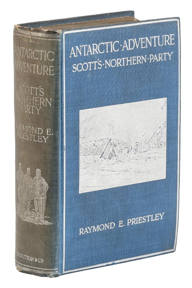 Antarctic Adventure with Scott's Northern Party