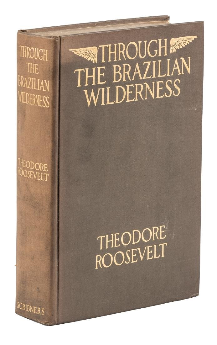 Roosevelt's near-fatal journey through Brazil