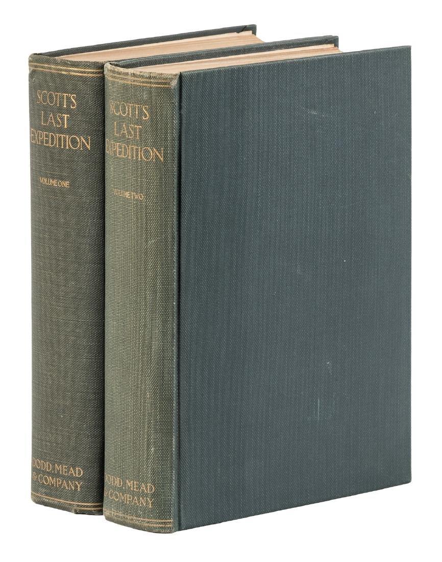 Scott's Last Expedition 1st Edition