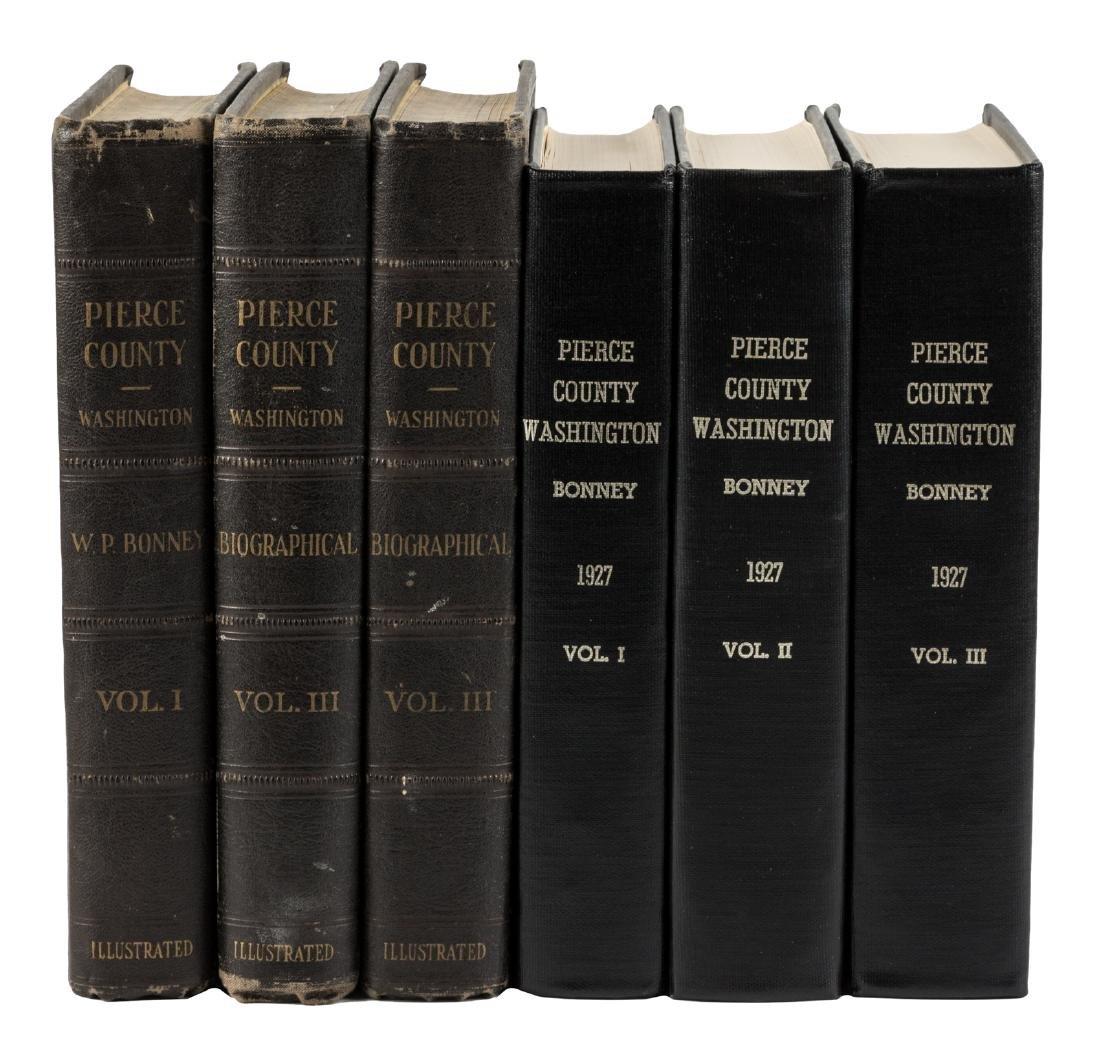 History of Pierce County Washington