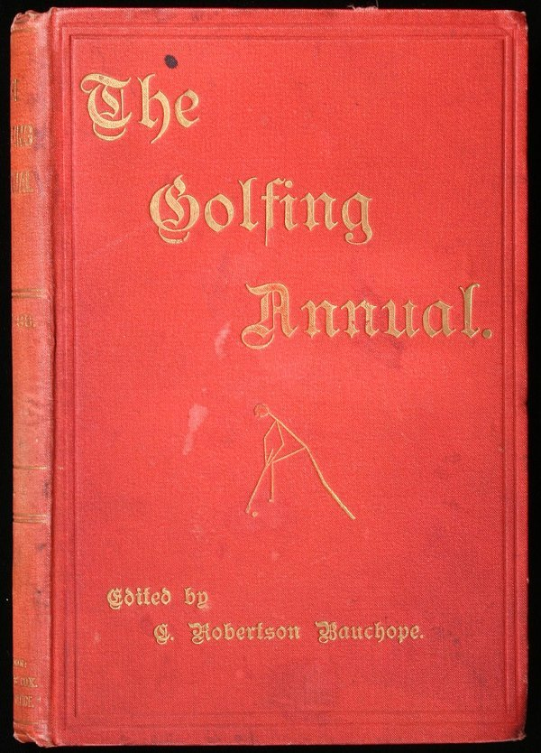 2016: The Golfing Annual 1887-88