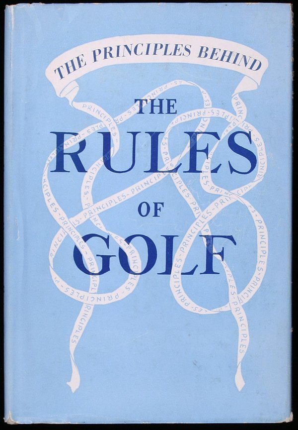 2427: The Principles Behind the Rules of Golf