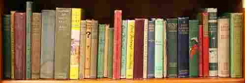 2465: Lot of 40 Vintage and Classic Golf books