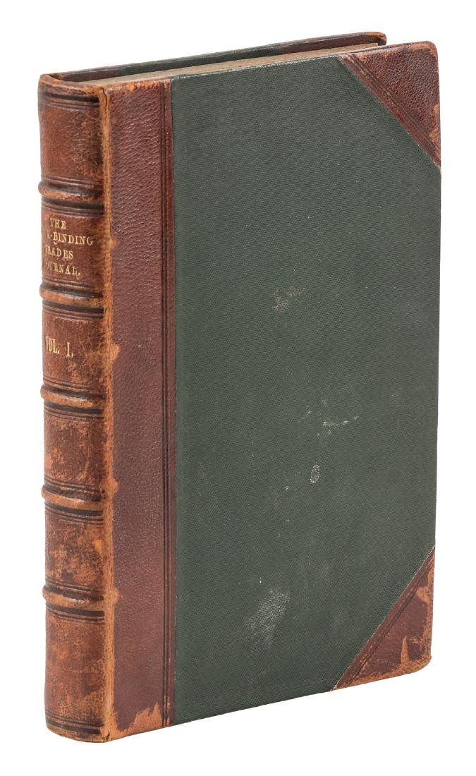 The Bookbinding Trades Journal, 1910