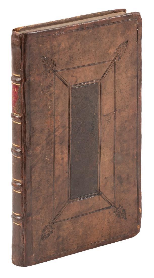 1715 Story based on Robert Harley, employer of Jonathan
