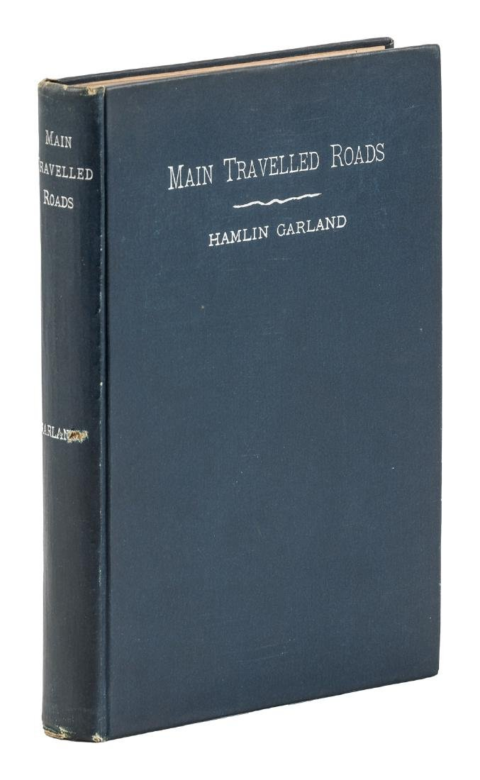 Garland's Main-Travelled Roads with interesting