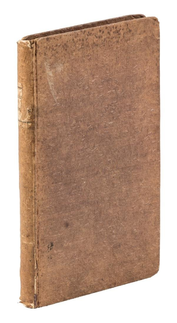 Oliver Wendell Holmes' first book