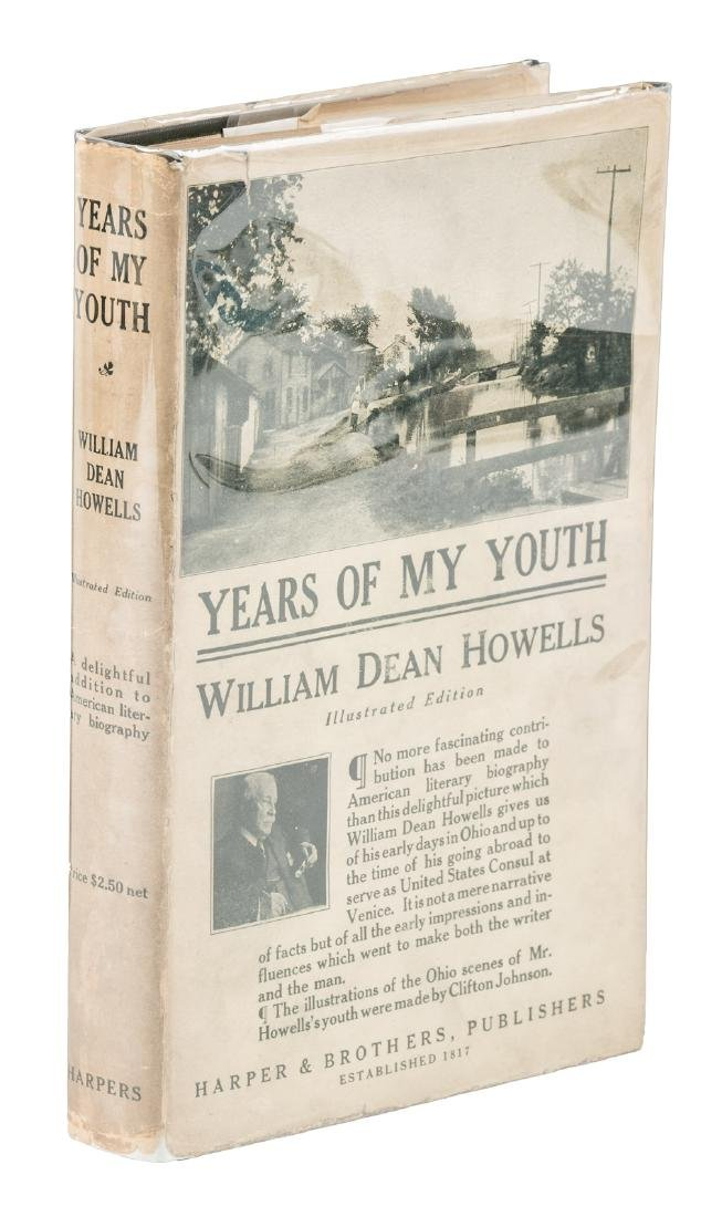 William Dean Howell's Years of my Youth