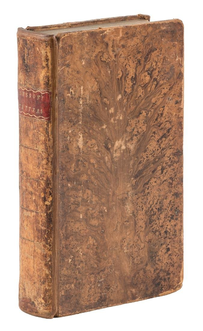 Letters to and from Samuel Johnson 1788