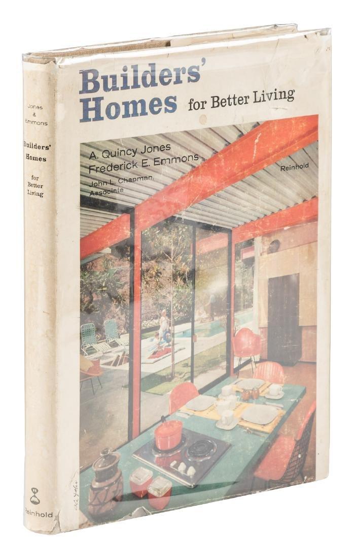 A. Quincy Jones Builders Homes