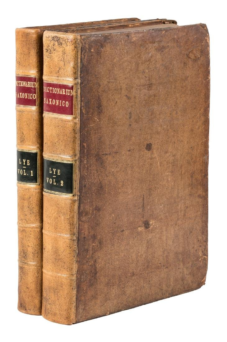 Dictionary of Saxon and Gothic, 1772