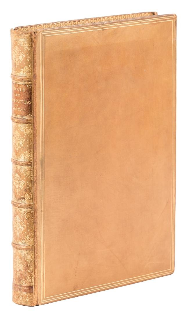 First edition of Marryat's seafaring tales