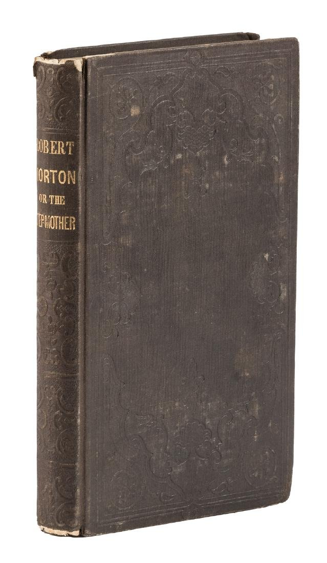 First edition of Caroline Rush's first book