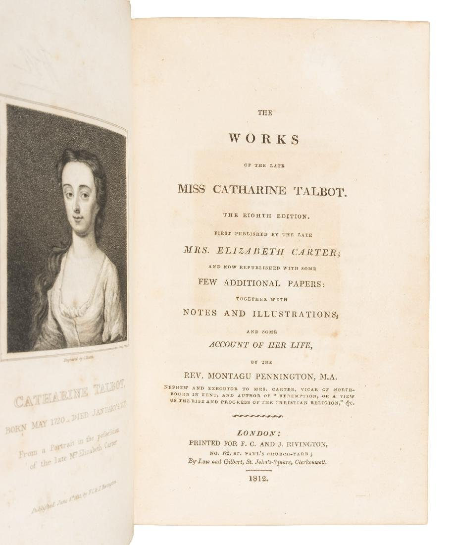 The Works of Catharine Talbot