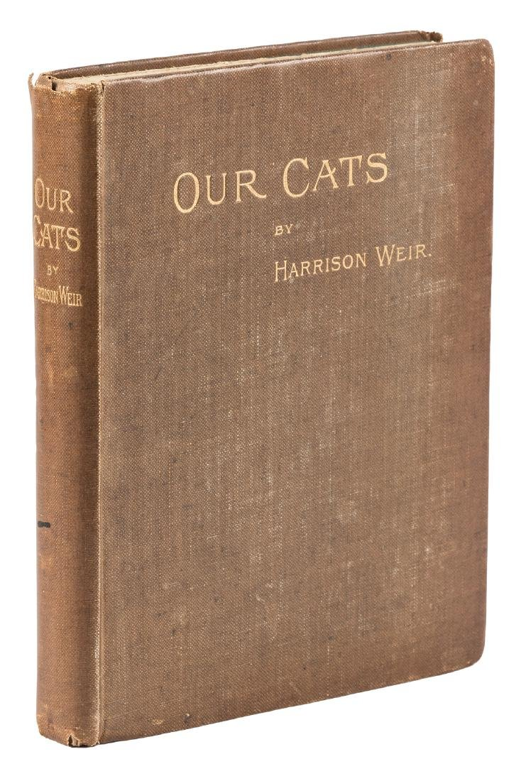 Harrison Weir Our Cats Largest Paper Edition