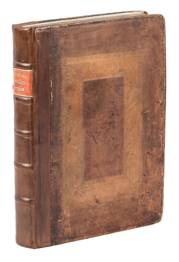 Collected verse of Samuel Wesley the Younger
