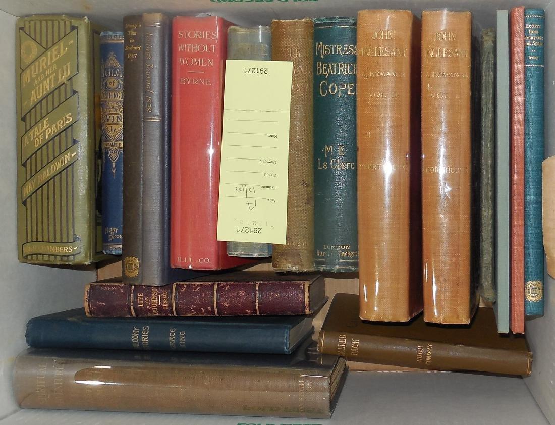 Seventeen volumes of literature