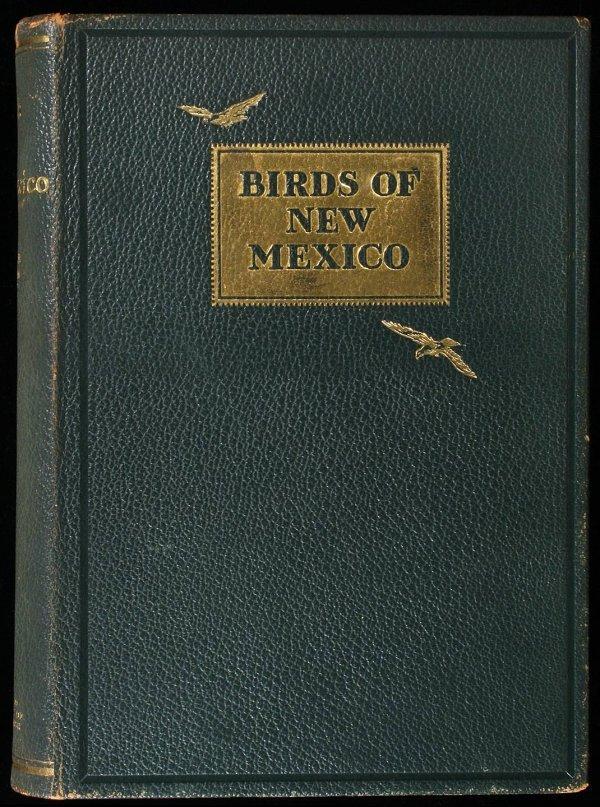 2012: Birds of New Mexico