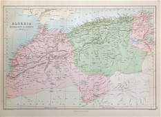 2316: Black's General Atlas of the World. American Edit