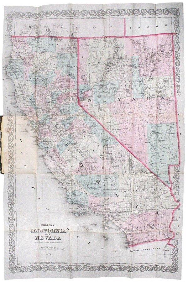 2333: Colton's California and Nevada