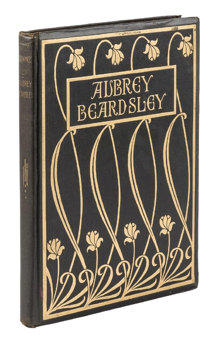 Curious volume of alleged Beardsley forgeries