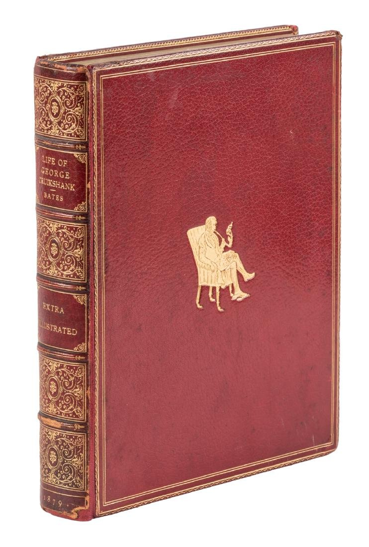George Cruikshank by Bates large paper edition