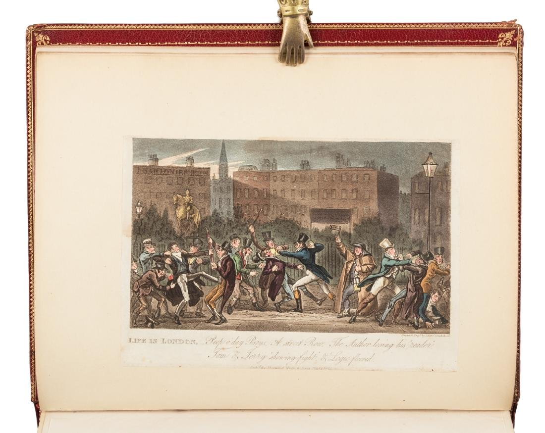 George Cruikshank by Bates large paper edition - 3