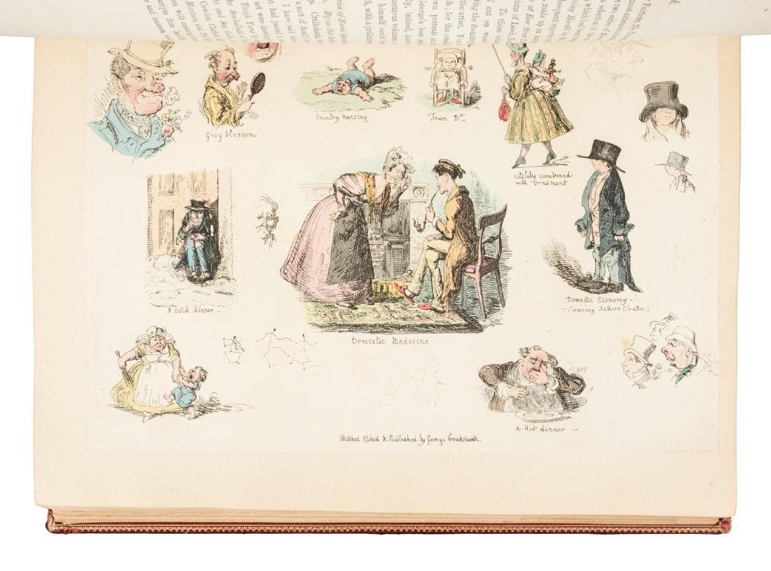 George Cruikshank by Bates large paper edition - 6