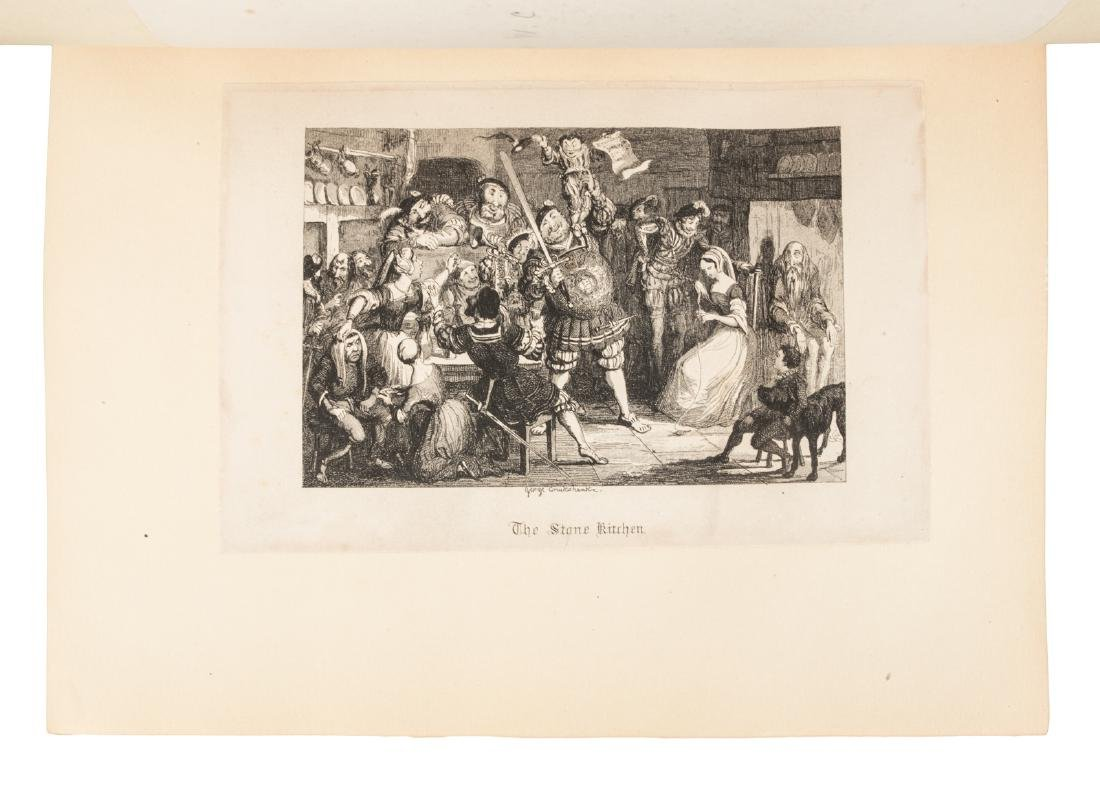 George Cruikshank by Bates large paper edition - 7