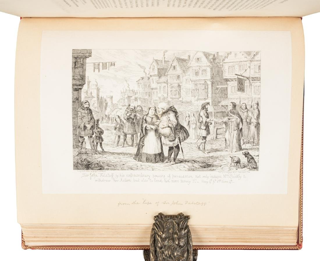 George Cruikshank by Bates large paper edition - 8