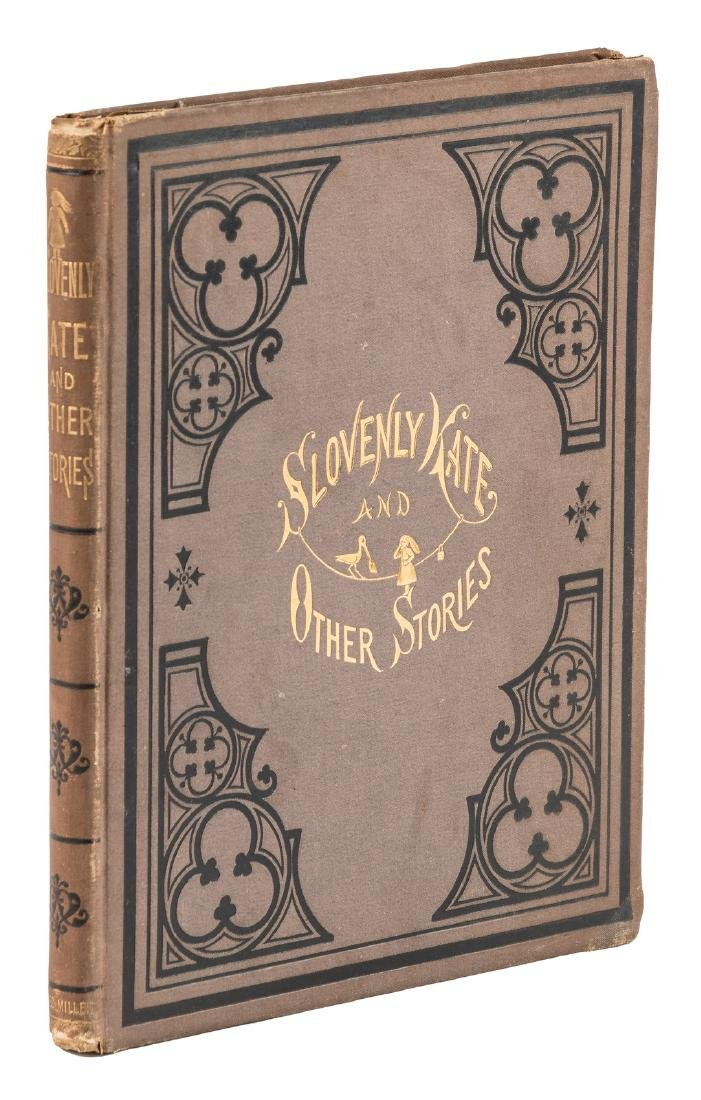Companion volume to Slovenly Peter