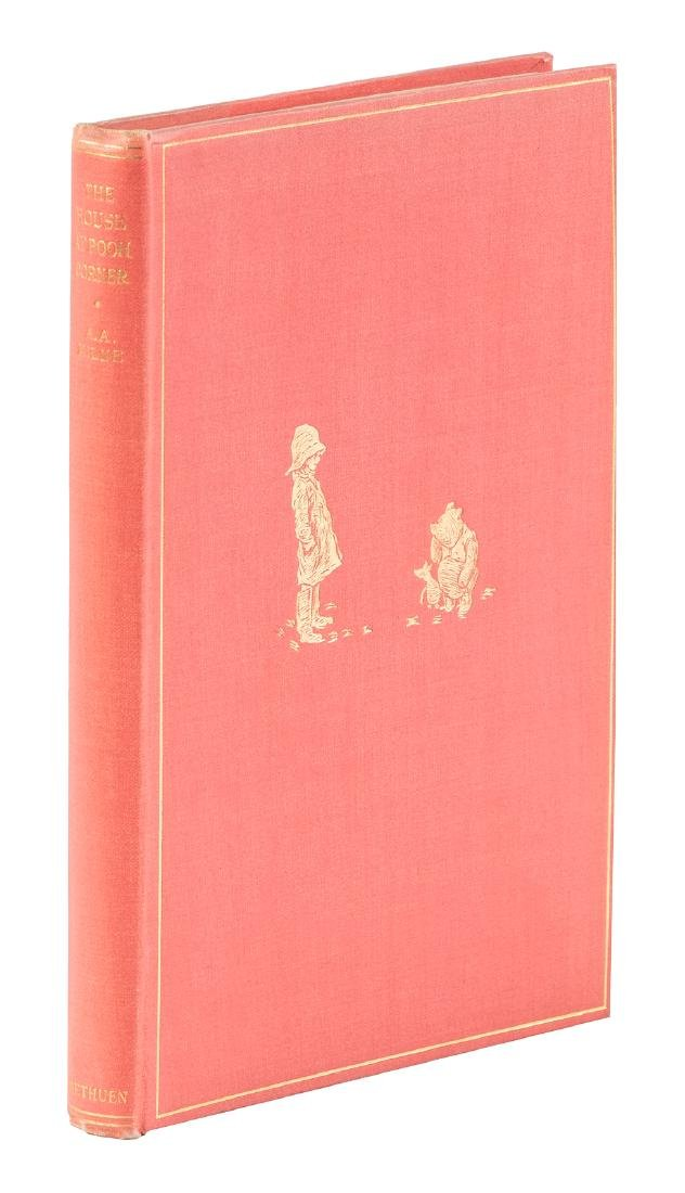 The House at Pooh Corner First Edition in jacket - 2