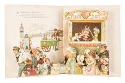 Late 19th century popup book