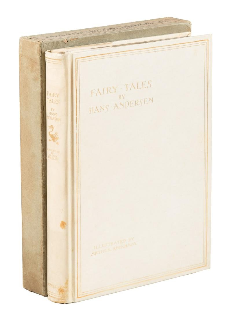 Arthur Rackham Andersen's Fairy Tales Signed Limited