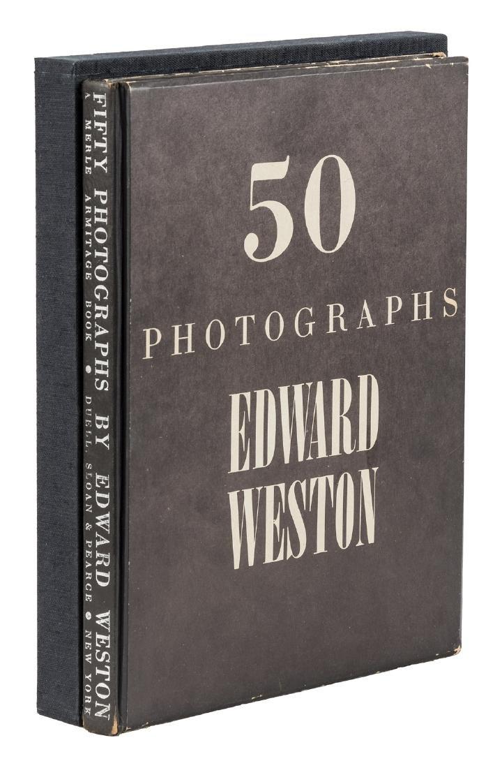 Edward Weston Fifty Photographs