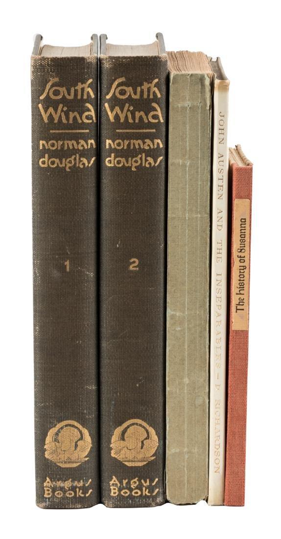Four miscellaneous works