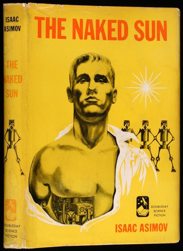 5: The Naked Sun