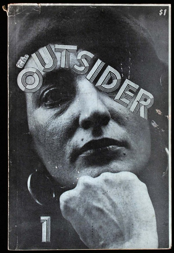 22: The Outsider [quarterly: Out of New Orleans USA]
