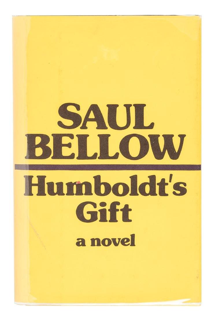 Bellow's Humboldt's Gift