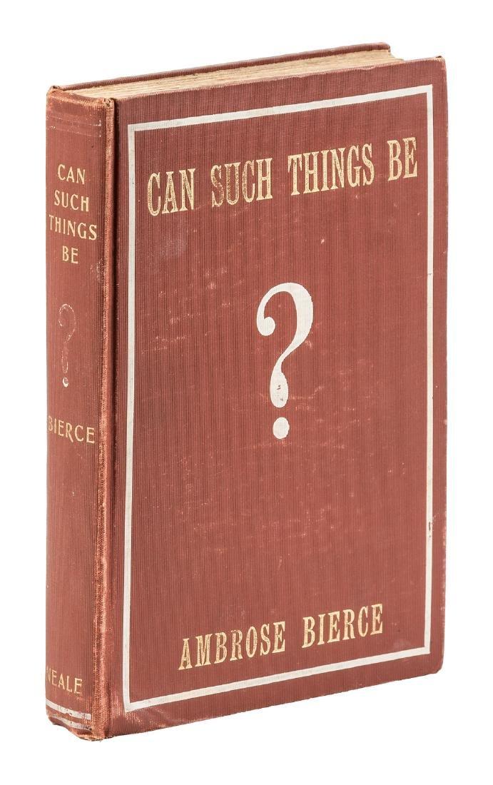 Inscribed by Bierce to George Sterling